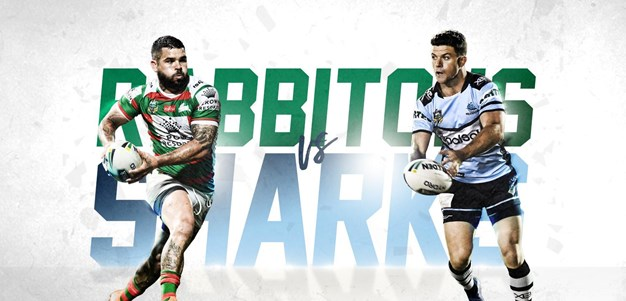 NRL's video preview - Rabbitohs v Sharks