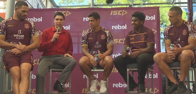 Gagai backs himself as Maroons kicker