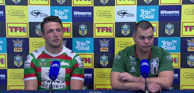 Rabbitohs press conference - Round 14