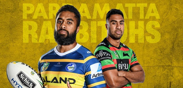 NRL's video preview - Eels v Rabbitohs