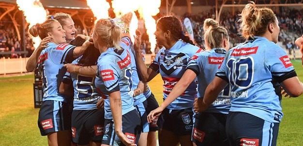 Check out some best moments from Women's Origin
