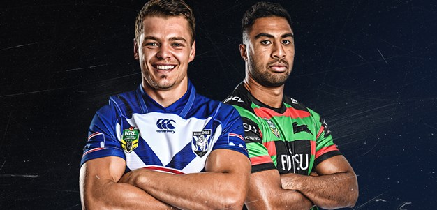 Bulldogs v Rabbitohs - Round 18 preview