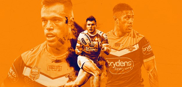 West Tigers v Rabbitohs - Round 19