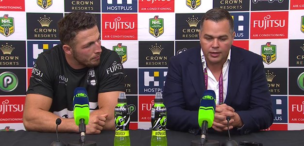 Rabbitohs press conference - Round 20