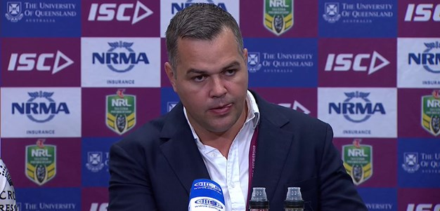 Rabbitohs press conference: Round 23, 2018