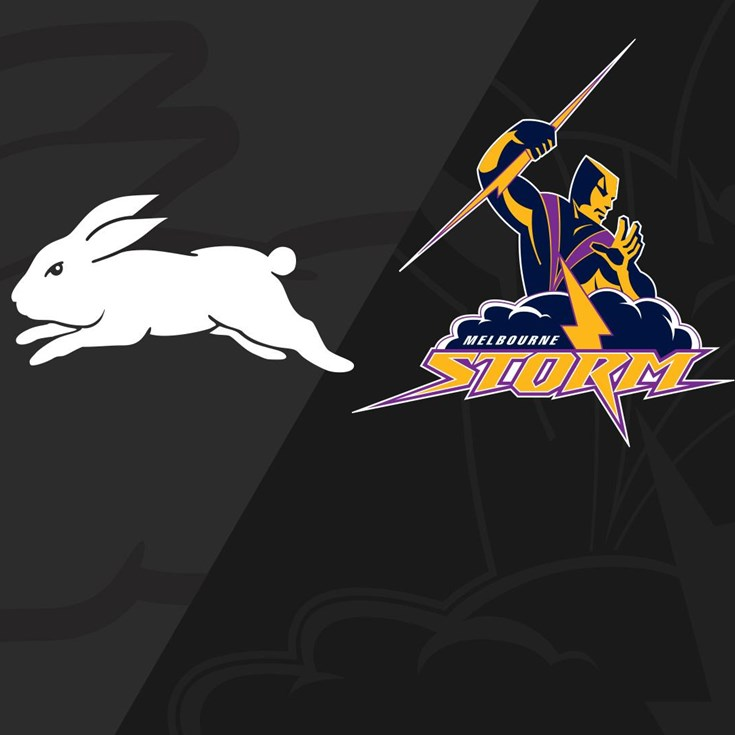 Full Match - Rabbitohs v Storm