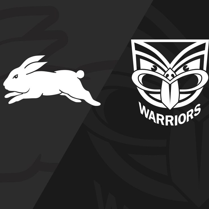 Full match - Rabbitohs v Warriors
