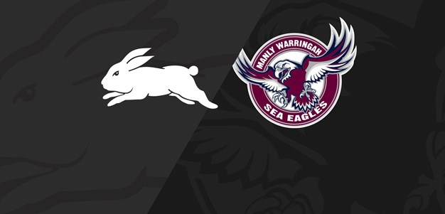 Full match - Rabbitohs v Sea Eagles