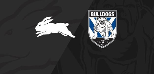 Full match - Rabbitohs v Bulldogs