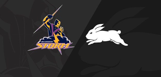 Extended highlights: Storm v Rabbitohs - Finals Week 1