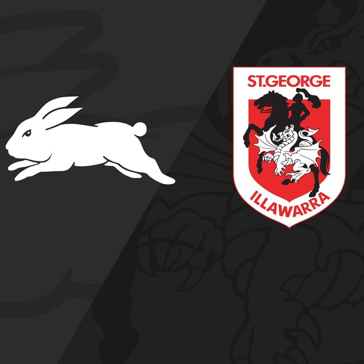 Full Match - Rabbitohs v Dragons