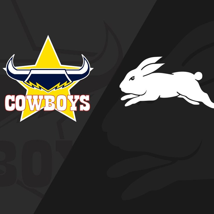 Full Match - Cowboys v Rabbitohs