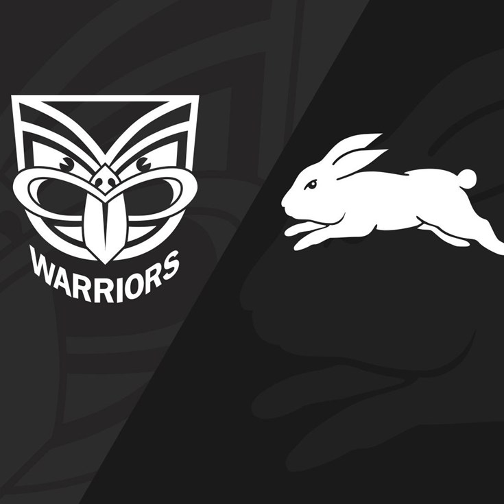 Full Match - Warriors v Rabbitohs