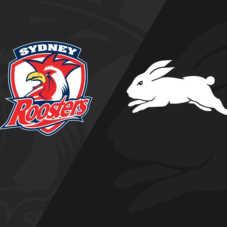 Full Match Replay: Roosters v Rabbitohs - Finals Week 3, 2018