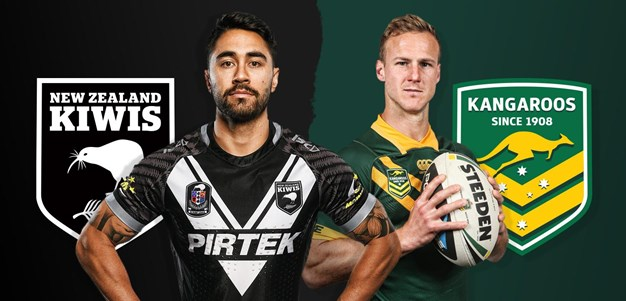 Match preview: Kiwis v Kangaroos
