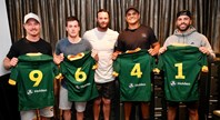 Expectations high for the Kangaroos debutants
