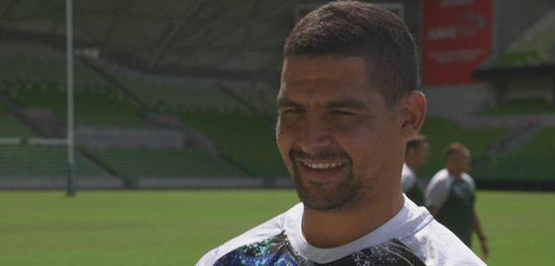 Indigenous captaincy 'surreal moment' for Walker