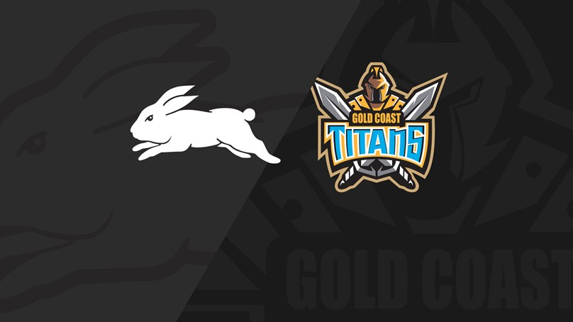 Full Match Replay: Rabbitohs v Titans - Round 3, 2019