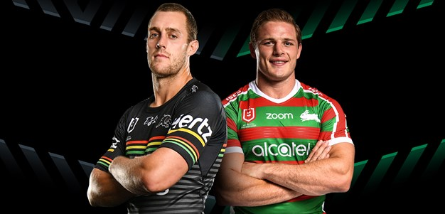 Panthers v Rabbitohs - Round 7