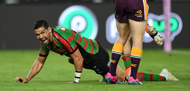 Rabbitohs pay tribute to Inglis with goanna celebrations