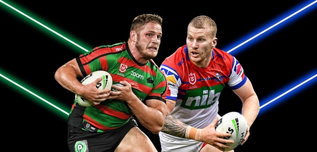 Rabbitohs v Knights - Round 13