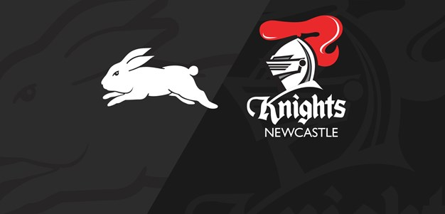 Full Match Replay: Rabbitohs v Knights - Round 13, 2019