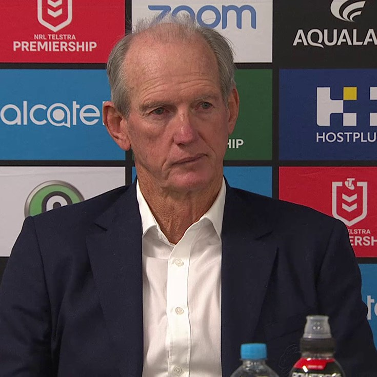 Round 14 Press Conference