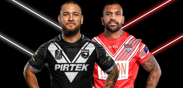Preview: New Zealand v Tonga - Pacific Test