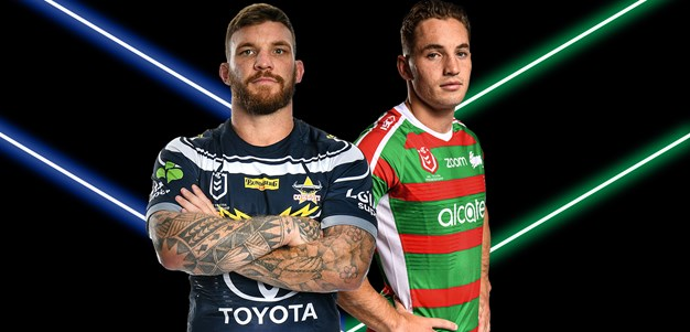 Cowboys v Rabbitohs - Round 18