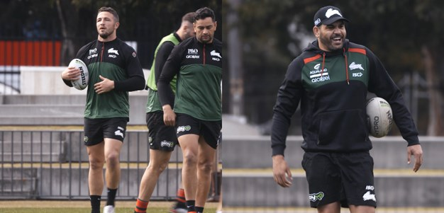 Sam Burgess returns, Bennett happy to see GI back