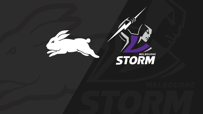 Full Match Replay: Rabbitohs v Storm - Round 21, 2019