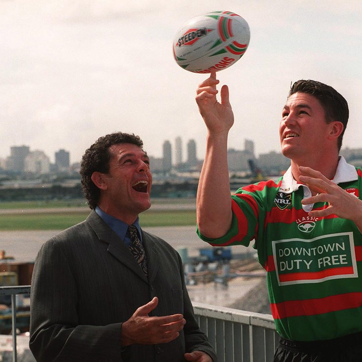 Mike Whitney's My Souths Story
