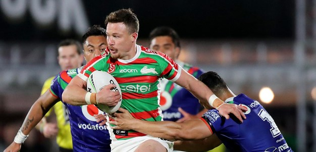 Rabbitohs back in the groove