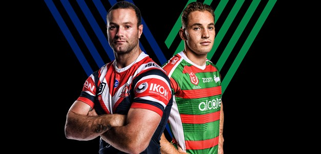 Roosters v Rabbitohs - Qualifying Finals