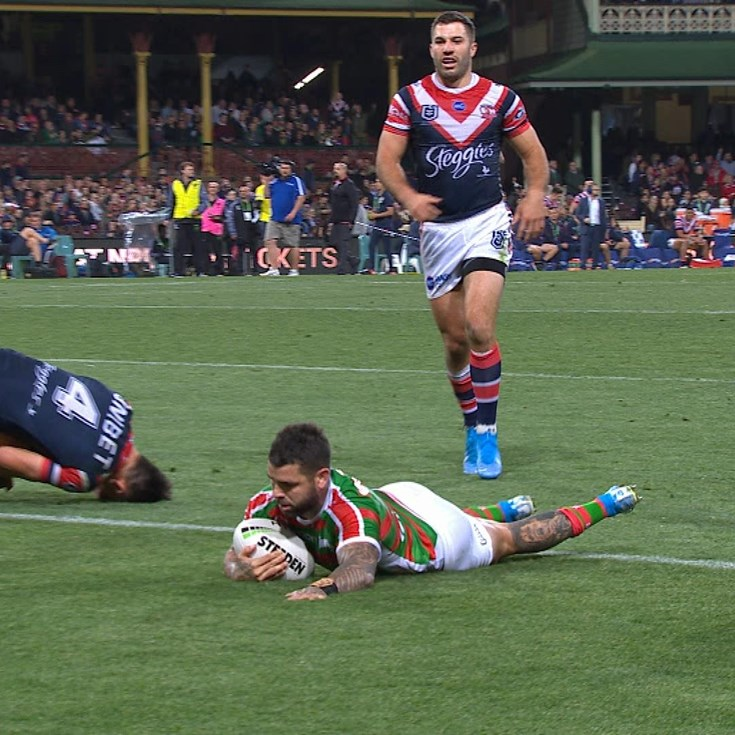 Reynolds gets the Rabbitohs on the board