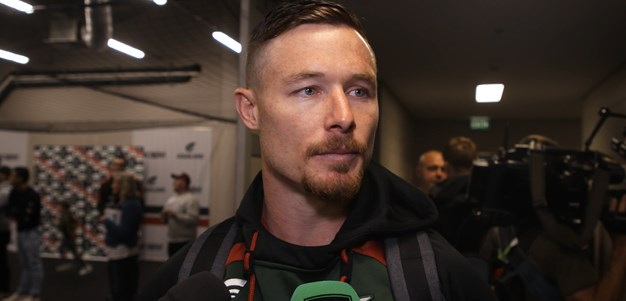 Cook reveals how Bennett's half-time speech inspired Souths