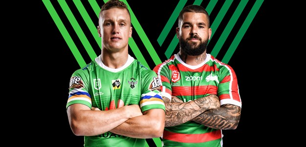 Raiders v Rabbitohs - Preliminary Finals