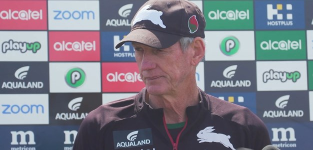 Bennett backs 'injured' Rabbitohs