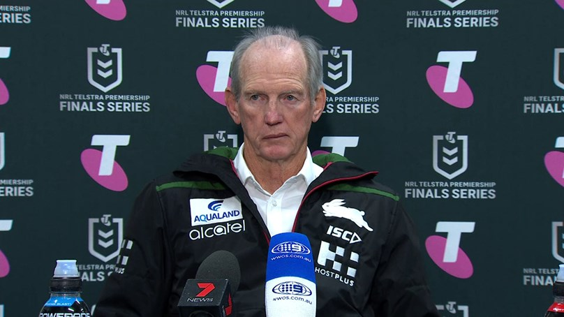 Wayne Bennett Press Conference Preliminary Final