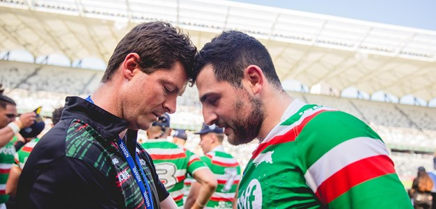 """It's what the true South Sydney spirit is about"" - Rogers"