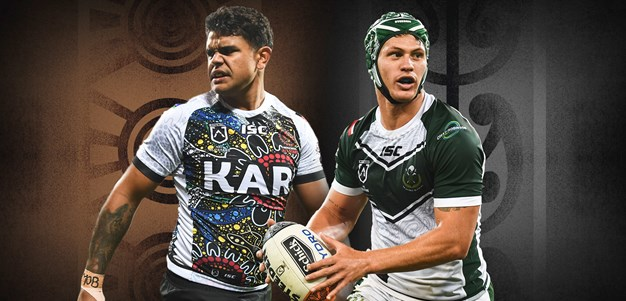 All Stars team announcement: Indigenous All Stars v Maori