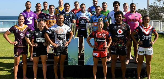 The player to watch in the NRL Nines