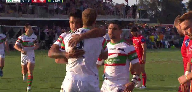 Graham scores early for South Sydney