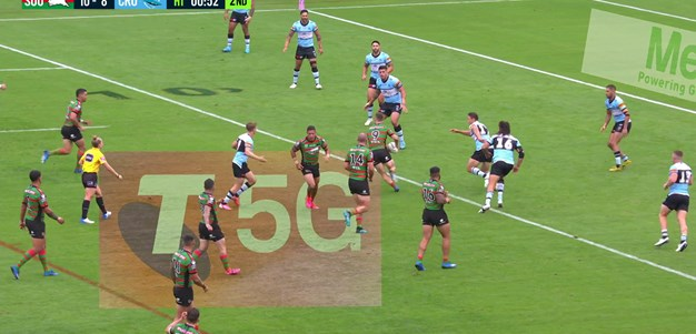 Graham gives Rabbitohs some breathing room before the break