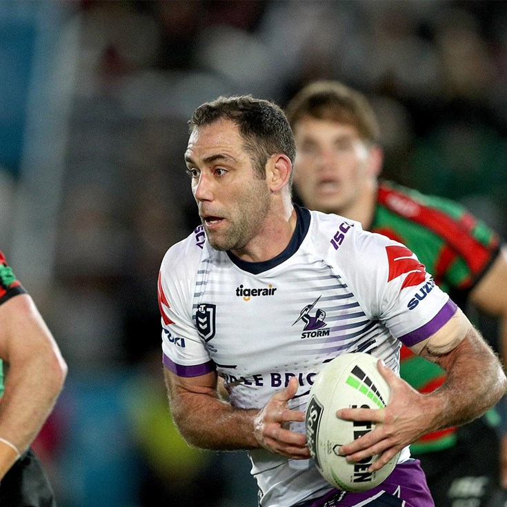 Last time they met: Rabbitohs v Storm - Round 21, 2019