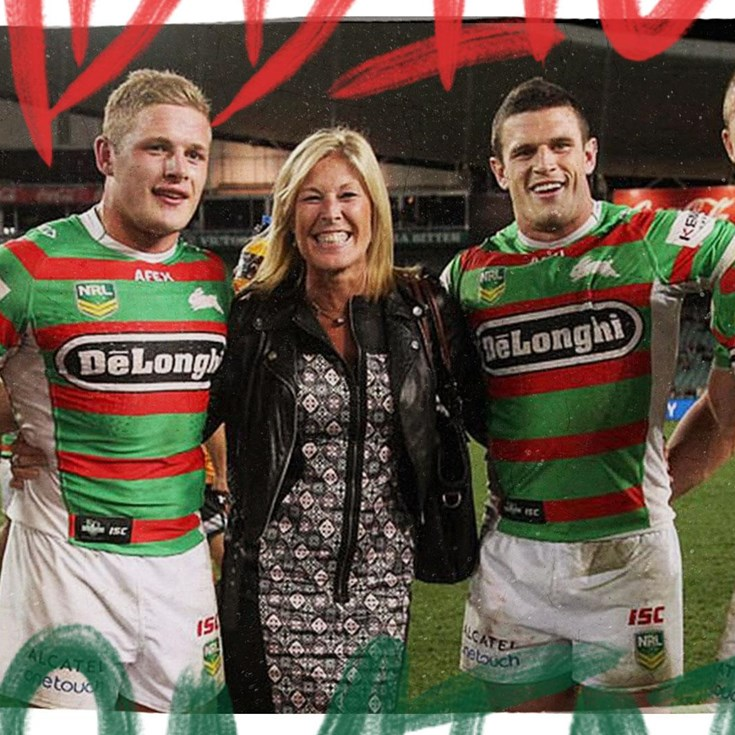 Top Moments - Four Burgess Brothers in the same line-up