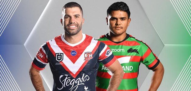 Rabbitohs vs Roosters - Round Three