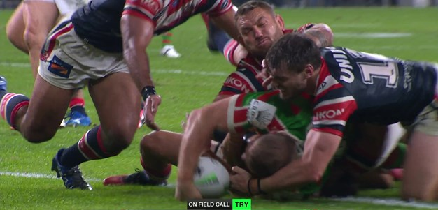 Burgess pegs one back for South Sydney