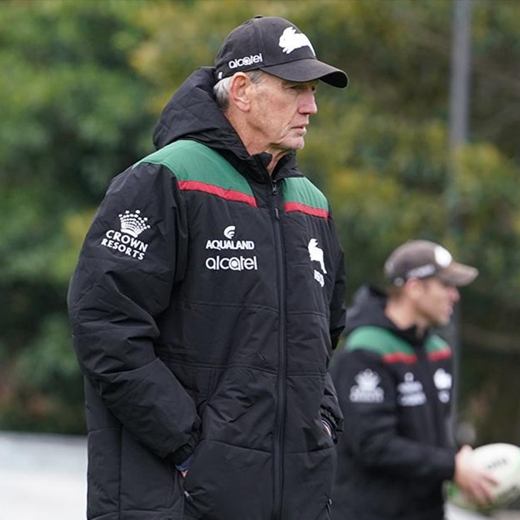 Gagai Fully Focused For Manly Challenge Rabbitohs