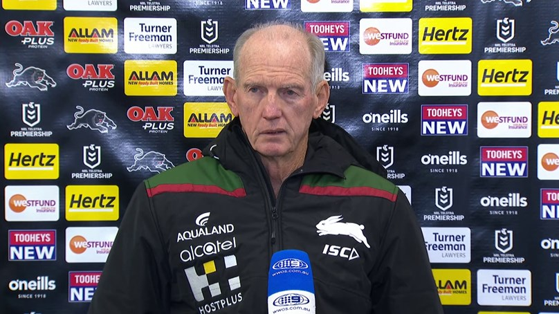 Wayne Bennett: Press Conference Round 7